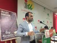 Consejo Andaluz de IULV-CA aprueba los documentos políticos y de organización que se debatirán en la Asamblea Andaluza