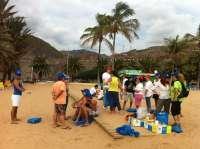 Turismo de Tenerife organiza una colecta entre sus empleados para ayudar a familias de Añaza