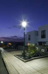 La empresa gaditana LEC fabrica una gama de luminarias basadas en