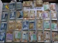 Detenido en Albacete por blanqueo de capitales al viajar con 34.000 euros ocultos en el asiento de un coche