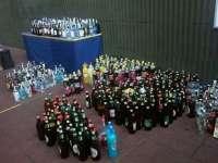 La Policía Local retira más de 1.100 litros de alcohol y detiene a tres personas en la Fiesta de la Primavera