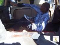 Descubren a 30 inmigrantes ocultos en coches en lo que va de año en Melilla, más que en todo 2012