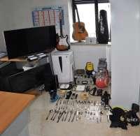 Detenidas seis personas de una banda dedicada presuntamente al robo en viviendas en Denia
