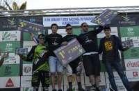 Más de 60 riders de España y Portugal participan en el III DH Urbano de Alburquerque (Badajoz)