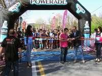 Más de 200 atletas participan en el II Duatlon Con Encanto 'Ciudad de Toledo' celebrado este domingo
