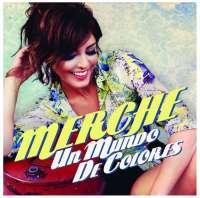 Merche presenta el próximo sábado su último disco 'Un mundo de colores' en la Casa Colón de Huelva