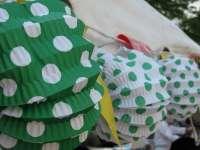 Un total 250.000 bombillas iluminarán el Real de la Feria, con un dispositivo de 1.800 efectivos de seguridad