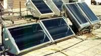 Diseñan un nuevo colector solar más eficiente para calentar agua