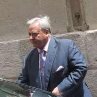 Alperi declarará el 26 de abril en el TSJCV imputado por varios delitos fiscales