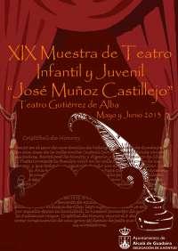 La XIX Muestra de Teatro 'José Muñoz Castillejo', dedicada al dramaturgo alcalareño Cristobal Monroy