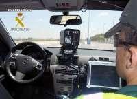 Tráfico denuncia en una semana a casi 900 conductores en la Región en la campaña de control sobre excesos de velocidad