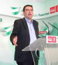 PSOE-A afirma que el Gobierno