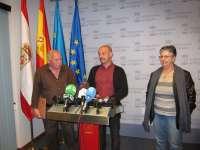 IU-LV reclama que se abra al completo la residencia 'Aurora Álvarez', con 34 plazas ocupadas de 117