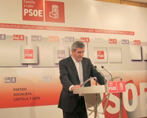 PSCyL promoverá iniciativas de contenido similar al decreto de vivienda andaluz en Cortes, diputaciones y ayuntamientos
