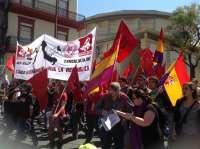 Polémica en Villaverde al ondear la bandera de la II República en el Ayuntamiento y actuar la Guardia Civil
