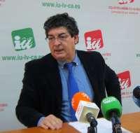 Valderas urge a la puesta en marcha del Plan andaluz contra la exclusión social como preludio de la Renta Básica