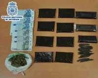 La Policía Nacional detiene a un joven por venta de drogas en Las Palmas de Gran Canaria