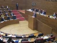 Oposición preguntará a Fabra por la discapacidad, vivienda y el accidente de metro en la sesión de control de las Corts