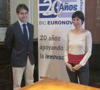 Las empresas del BIC Euronova generan 209 puestos de trabajo y facturan más de 15 millones en 2012
