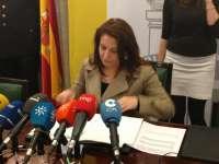 Crespo pide a las administraciones que se impliquen en la optimización de los fondos del Profea