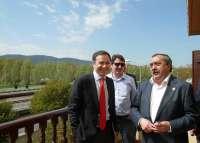 La CHE anuncia que la redacción del proyecto de ampliación de la EDAR de Miranda (Burgos) se licitará este año