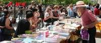 Teruel celebrará San Jorge con una feria de libros y flores, un mercadillo solidario y actuaciones musicales