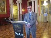 Aguiló está convencido de que Baleares cumplirá el objetivo de déficit en 2013 porque se sigue el camino previsto