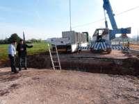Daimiel (Ciudad Real) inicia los trabajos de reparación del puente del Azuer