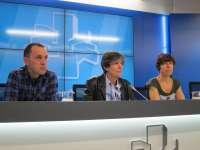 EH Bildu registra este miércoles sus enmiendas de totalidad a los Presupuestos vascos