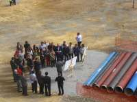 La Junta reanuda las obras de abastecimiento y saneamiento de los municipios del Bajo Andarax