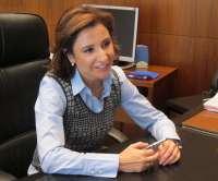 La consejera de Fomento informará el viernes en las Cortes sobre el Plan Cartográfico de Castilla-La Mancha 2013-2016
