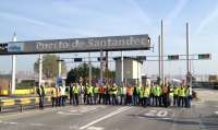Los sindicatos desconvocan los paros en las consignatarias del puerto tras alcanzar un acuerdo sobre el convenio