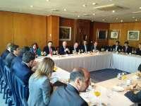 El alcalde se reúne con una veintena de grandes empresas para atraer inversión a la ciudad