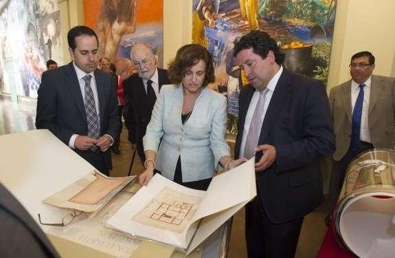 El Condado de Cirat dona a la Diputación de Castellón su archivo histórico, con documentos de 1330