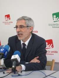 Llamazares califica la reforma del CGPJ como una