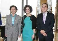 La Diputación y la Fundación Albéniz firman un convenio para fomentar la educación musical en la provincia