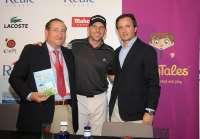 La Fundación Sergio García presenta un cuento interactivo para acercar el golf a los niños