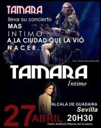 El Auditorio Riberas del Guadaíra dará la opción a un bolerista de cantar con Tamara