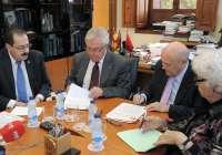 La Fundación Robles Chillida financiará investigaciones en Ciencias de la Salud de la Universidad de Murcia
