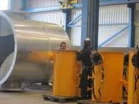La facturación de la industria cae un 11,5 por ciento en febrero en Extremadura en tasa interanual