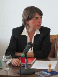 Elena Cortés dice sobre IU que hay que