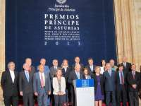 El 8 de mayo comenzarán las reuniones de los jurados encargados de conceder los Príncipe de Asturias