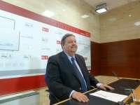 PSOE C-LM cree que Medina es una persona