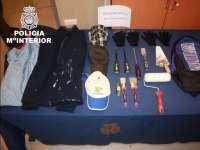 Detenidas tres personas por siete robos con fuerza en domicilios de Pamplona