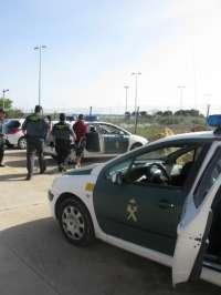 Detenidos cuatro miembros de un grupo dedicado al robo con fuerza en domicilios Chipiona y Rota