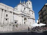 Junta, Ayuntamiento de Valladolid y Arzobispado confirman que la cantidad donada se destinará al ascensor de la Catedral