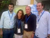 Gema Cortés es reelegida presidenta de NNGG de la provincia de Badajoz con el apoyo de casi el 98% de los votos