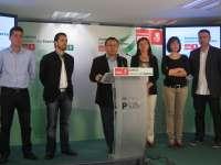 Heredia (PSOE-A) pide al PP que rectifique sus ataques a las medidas contra la exclusión social