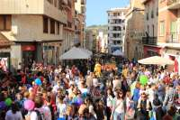 Más de 15.000 personas abren las Trobades d'Escoles en Valencià de 2013 en Pedreguer