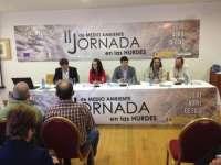 Medio Ambiente anima a los vecinos de Las Hurdes a que pongan en marcha su propia empresa forestal